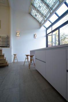 Comprex keuken - project realised by Art Design Keukens, Badkamers en Totaalinterieur B.V. te Rotterdam. www.artdesignwonen.nl