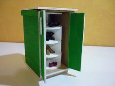 Como hacer un mueble giratorio de zapatos para mu ecas for Armado de gabinetes de cocina