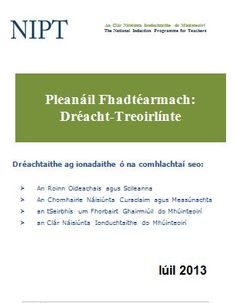 Pleanáil Fhadtéarmach: Treoirlínte Templates, How To Plan, Role Models, Stenciling, Template, Stencils, Models, Western Food, Patterns