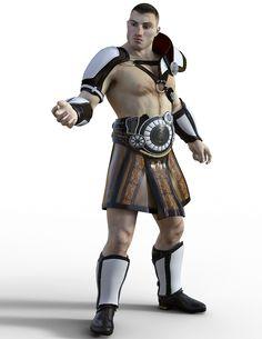 Roman Man Gladiator People transparent image