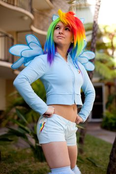 Rainbow Dash My Little Pony