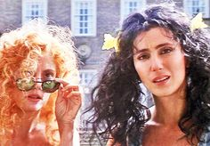 Susan Sarandon, Cher-The Witches of Eastwick