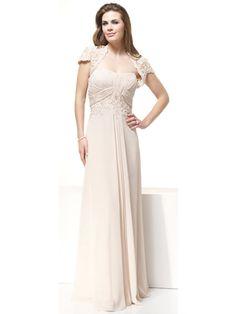 longhems.com long-cream-dress-01 #longdresses