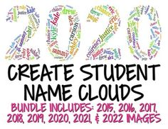 2015-2022 YEAR CLIP ART GRAPHICS FOR COMMERCIAL & PERSONAL USE - TeachersPayTeachers.com
