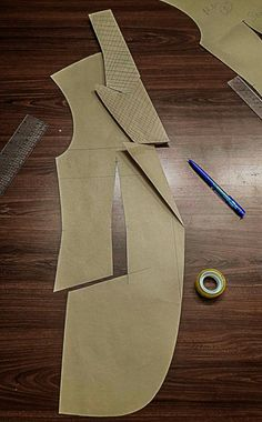 Pattern Magic by Johnny Nguyen #suit #jacket #pattern #tailoring