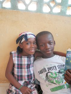 Saffie and Lansana  http://helpingchildrenworldwide.org/children/