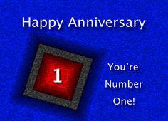 Happy Employee Anniversary Greeting Card