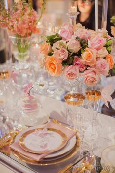 The WedLuxe Wedding Show The Parisian Cherry Blossom Garden - WedLuxe Magazine Parisian Wedding, Luxury Wedding, Floral Wedding, Parisian Style, Wedding Centerpieces, Wedding Decorations, Table Decorations, Wedding Ideas, Blossom Garden