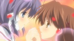 Nagisa and Ryou