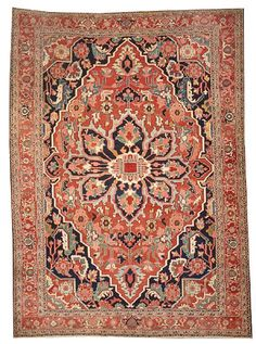 """Bonhams & Butterfields carpet sale """"Fine Oriental Rugs and Carpets"""" will take place 19 December 2011 in Los Angeles and San Francisco.....read more"""