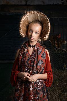 Stylists, Elegant, Folklore, Model, January, Hair, Photography, Magazine, Clothes