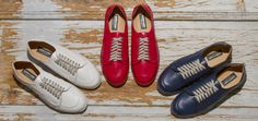 Anche nel tempo libero, indossa i privilegi Pakerson: design inconfondibile e qualità artigianale dal 1923. Experience the privileges Pakerson offers for your leisure time: an unmistakable Italian design and handcrafted quality since 1923. http://store.pakerson.it/men-lace-up-shoes-35437-red.html