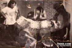 Alex Van Halen 1974