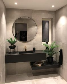 8 Cheap Things to Maximize a Small Bedroom – UDealing – Home Decor On A Budget Washroom Design, Bathroom Design Luxury, Modern Bathroom Design, Modern Sink, Kitchen Modern, Modern House Design, Design Kitchen, Home Room Design, Dream Home Design