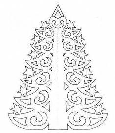 Немного сказки в Новый Год!  Так я оформила окна у доченьки в группе детского сада:) Весёлый Снеговик и дед Мороз, наблюдающий за порядком в Сказочном лесу...   (Центральное окно: Ёлки и Снеговик формата А3, дед Мороз - А4) фото 7