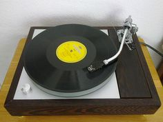 pictures of thorens td-150 turntables | Thorens TD150 Mk1 + SME3009 MKII Experimental plinth (material and ...