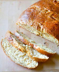 Parmesan Potato Bread Recipe