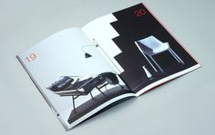 Cult 20 Years, Event & Exhibition by Toko. #brochure #design #furniture