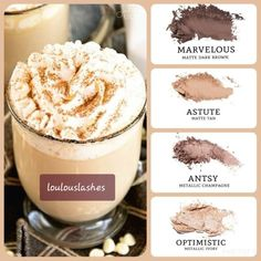 Experience Younique's MOODSTRUCK® pressed shadow in a quad palette for a perfect color eyeshadow look. Frappuccino, Younique Eyeshadow Palette, Eyeshadows, Eyeshadow Guide, White Chocolate Mocha, Custom Eyes, Fiber Mascara, Eyeshadow Looks, Fall Eyeshadow