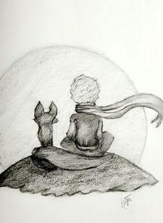 эта маленький принц рисунки карандашом легкие и красивые фотографий грозном, отличный