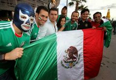 FlagWigs: Are you a Mexico Fans? / Have a fun wigs !!