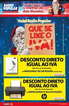 Newsletter - ★ Desconto igual ao IVA! http://www.radiopopular.pt/newsletter/2013/125/