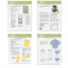 Item # EMGST - Embroidery How Yo Guide Set