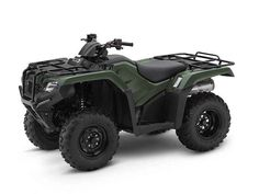 New 2017 Honda FourTrax Rancher 4x4 DCT EPS ATVs For Sale in Florida. 2017 Honda FourTrax Rancher 4x4 DCT EPS, Something For Just About Everyone.Any mechanic, woodworker, tradesman or craftsman knows that the right tool makes the job a whole lot easier. And having the right tool means having a choice. We've all seen someone try to drive a screw with a butter knife, or pound a nail with a shoe heel. The results are never pretty.Honda's FourTrax Rancher line are premium tools for the jobs…