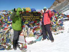Thorung La-Annapurna Circuit Trek