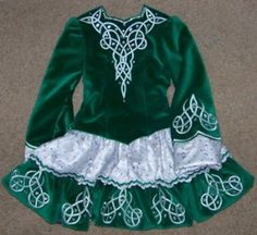 irish costume patterns | Awesome Irish Dance Dresses at Kaboodle