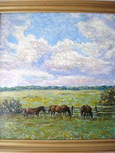 """Julia bobrisheva """"Horses"""""""