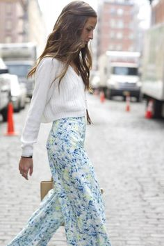 Palazzo Pants for Spring! On Trend