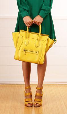 #green #yellow #girly