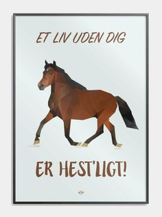 Far jokes - Et liv uden dig er hestligt - Citatplakat. Boxing Quotes, Horse Quotes, Inspiration Wall, Funny Signs, Quotations, Haha, Have Fun, Funny Pictures, Funny Quotes