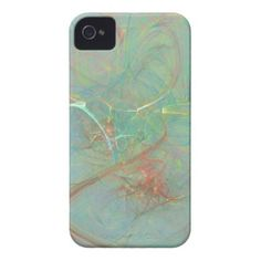 """Time Heals"" abstract art Custom Case"