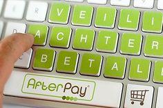 Afterpay betaalscherm voor elk apparaat