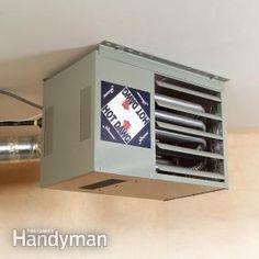Heater For Garage >> 18 Best Natural Gas Garage Heater Images In 2014 Gas Garage Heater