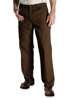 Dickies Timber Relaxed Duck Jeans - Available in Extended Sizes