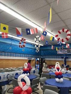 Cruisin The High Seas A Nautical Themed Party Impromptu - Cruise ship theme party