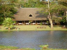 Voyager Ziwani, Tsavo West: main restaurant