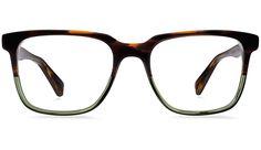 e6b3bd4603a1 Chamberlain Saddle Sage Eyeglasses