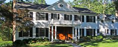 fall front porch ideas