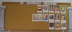 Voici mon petit trombinoscope du Feuilleton d'Hermès. Mes élèves adorent découvrir de nouveaux personnages ! A télécharger, le titre et les colonnes à reconstituer : Télécharger «...