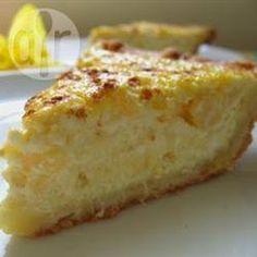 Italian Sweet Ricotta Pie