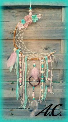 12 wonderful ways to have fun with a unicorn dream catcher . - 12 wonderful ways to have fun with a unicorn dream catcher …… – # Unicorn Dre - catcher craft unicorn Dream Catcher Craft, Dream Catcher Boho, Dream Catchers, Dream Catcher Mobile, Diy And Crafts, Crafts For Kids, Arts And Crafts, Preschool Crafts, Cork Crafts