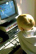 Нас все больше захватывает компьютер и компьютерные сети