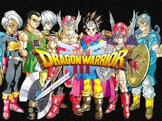 dragon quest 3 | Racine > Wallpapers > Dragon Quest 3