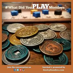 What Board Games did you play this weekend and the previous week? Please share your game plays using #WhatDidYouPlayMondays  Board Game in photo: Scythe  #BoardGames #Board #Game #TabletopGames #BoardGameAddict #PlayGames #Euros #RPGs #PlayMoreGames #GeekyGoodies Play More Games, Diy Games, Tabletop Games, Game Design, No Time For Me, Plays, Board Games, Goodies, Geek