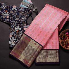 Kerala Saree Blouse Designs, Cotton Saree Designs, Wedding Saree Blouse Designs, Wedding Blouses, Kanjivaram Sarees Silk, Soft Silk Sarees, Saree Designs Party Wear, Latest Silk Sarees, Silk Sarees Online Shopping