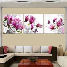 Résultats de recherche d'images pour «cadre avec magnolia rose»